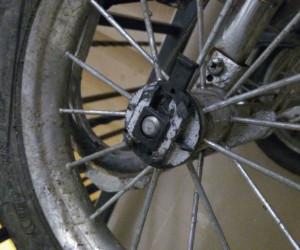 Отваливающиеся колёса: как не допустить и как отремонтировать