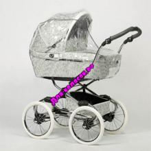 Дождевик на люльку детской коляски