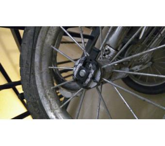 Вечно отваливающиеся колёса на коляске