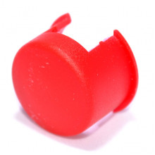 Кнопка регулятора D=22,7мм красная