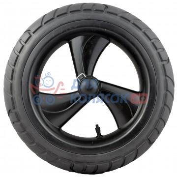 Колесо для коляски 12 дюймов не надувное (6013)