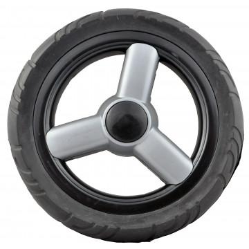 Колесо для коляски 12 дюймов не надувное (006018)