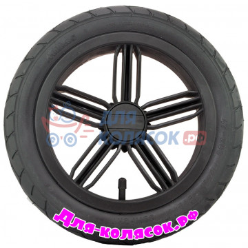 Колесо для коляски 12 дюймов 47-203 (007023)