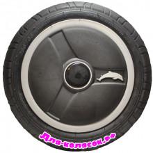 Колесо для коляски 280x65-203 с дельфином (006009)
