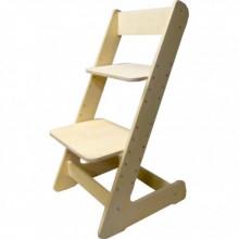 Растущий стул, натуральный