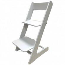 Растущий стул, белый