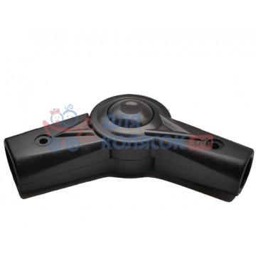 Регулятор ручки круг-овал, 20-20/30мм (4002)