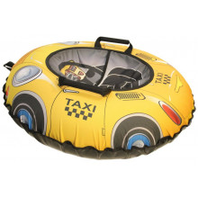 Тюбинг с сумкой «Такси», 100 см.