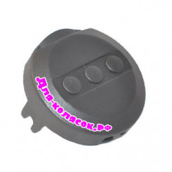 Втулка для колеса с боковой кнопкой, 10x15mm