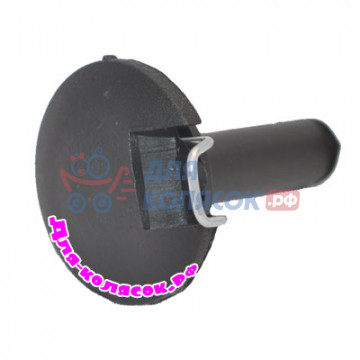 Втулка для колеса с угловой шпилькой №3
