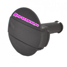 Втулка для колеса с прямоугольной кнопкой